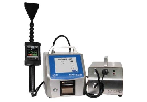 Filtertest Partikel Manifold Filteranlagen Partikelmessung