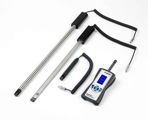 Portables Hygrometer Relative Feuchte & Temperatur
