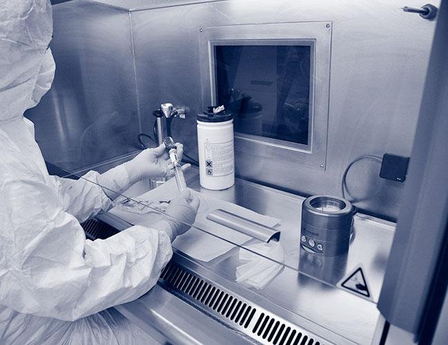Luftkeimsammler Mikrobiologische Partikelmessung Activecount Remote
