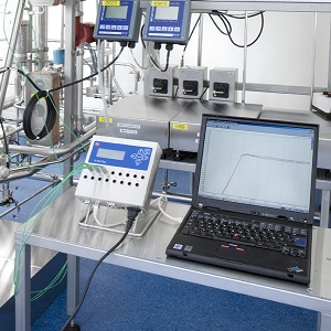 RENT of dataloggers, particle counters, temperature references, thermocouple systems