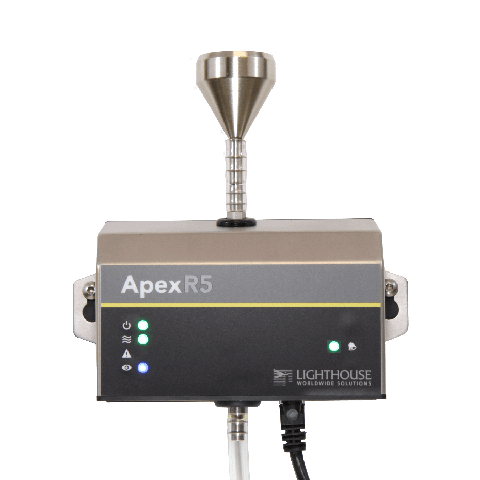 Partikelzähler Apex Remote