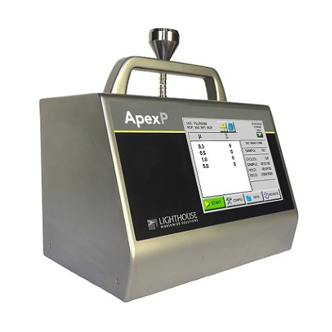 PARTICLE COUNTER Apex Portable