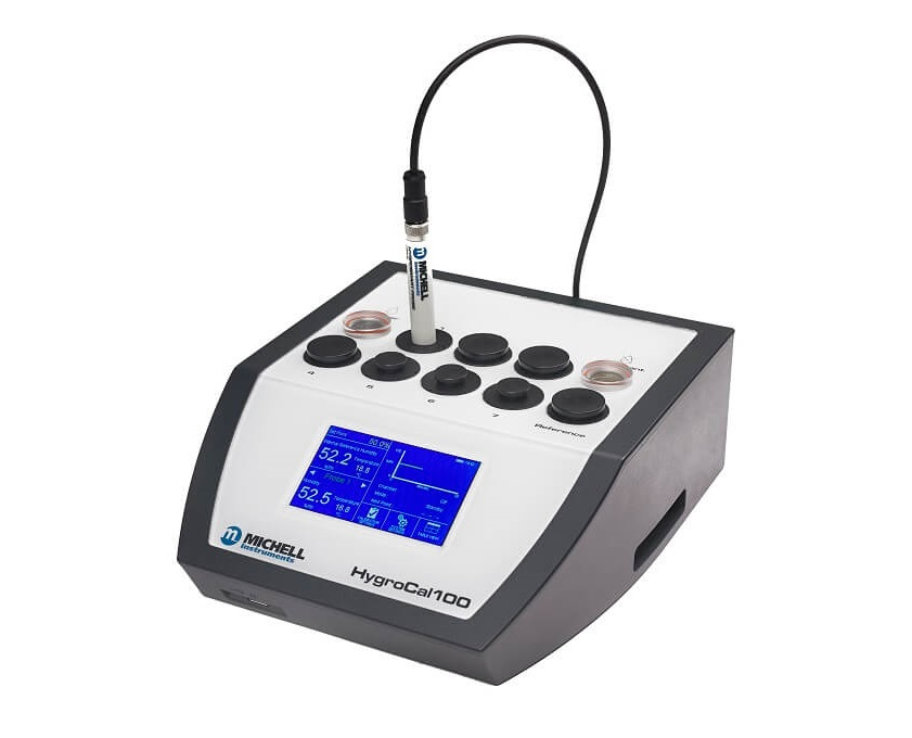 Calibrateur d'Humidité Relative Optical 100