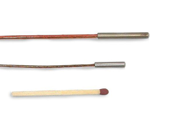 THERMOCOUPLES WITH KAPTON INSULATION FOR HOT AIR STERILIZATION