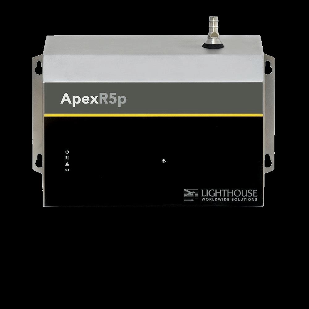 Partikelsensor mit eingebauter Pumpe Apex Rp