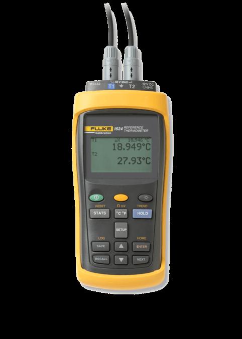 Fluke Kalibrierung Thermometer Bakrona