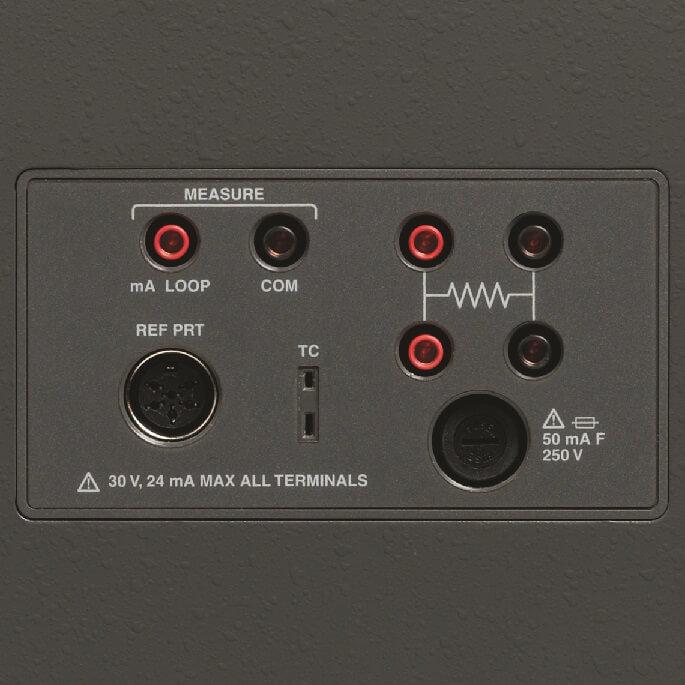 Bloc sec basse température de l'électronique de process Fluke 9190A