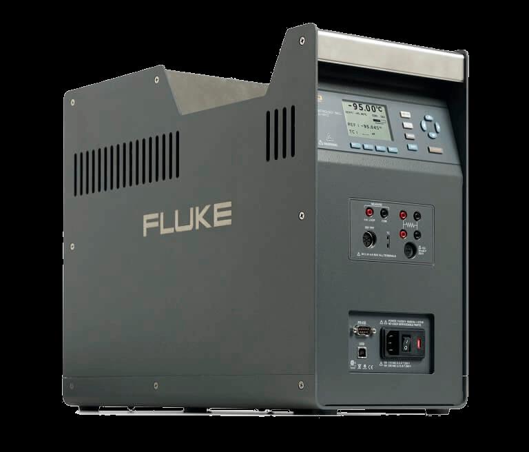 Bloc sec à basse température Fluke Bakrona